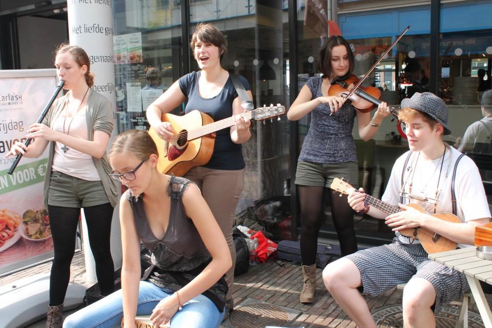 DAT Straatmuzikantenfestival 2015