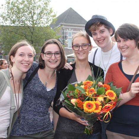DAT Straatmuzikantenfestival 2014