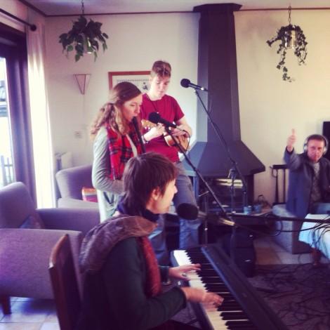 Recording 'the Nightingale' [vlog]