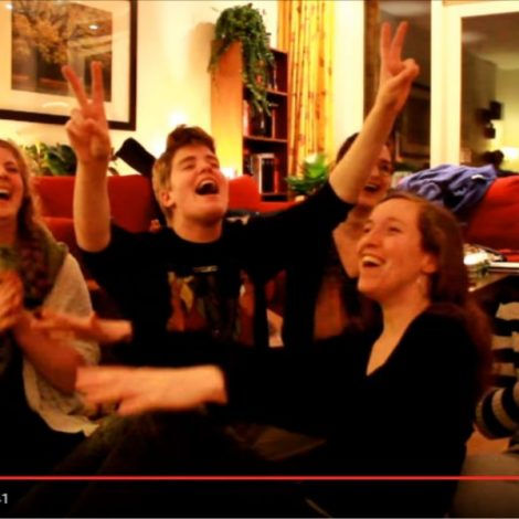 vlog – voorproefje huiskamerconcerten