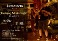 Heartbonds Presents: Beltaine Music Night